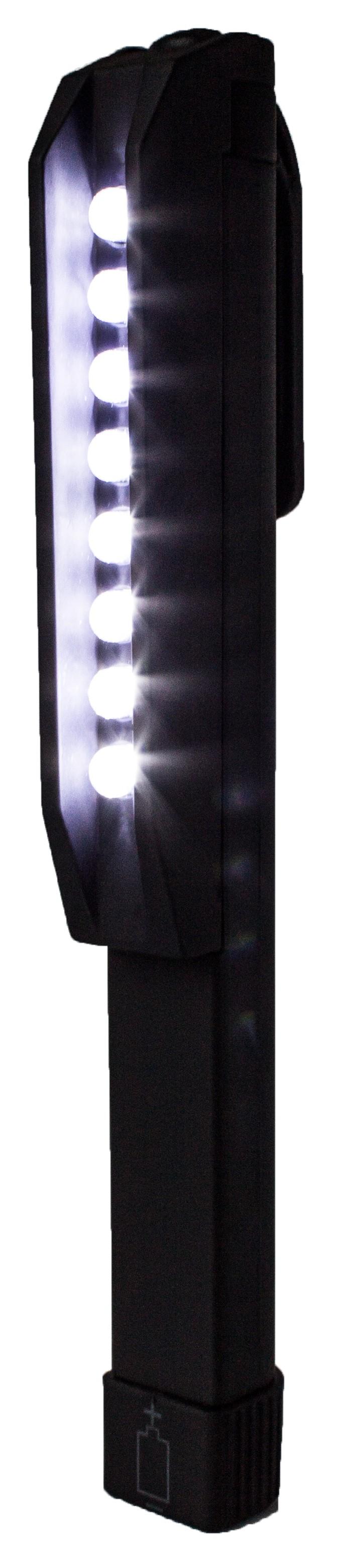 Taschenleuchte - Taschenlampe mit 8 LED